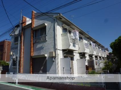 神奈川県相模原市中央区、淵野辺駅徒歩21分の築34年 2階建の賃貸アパート