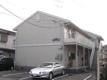 神奈川県相模原市中央区、淵野辺駅徒歩15分の築26年 2階建の賃貸アパート