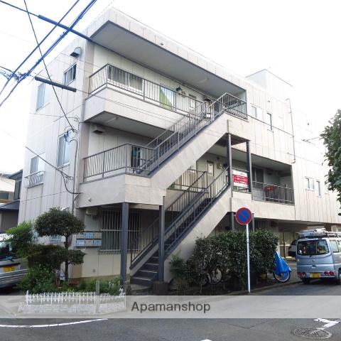 神奈川県相模原市中央区、古淵駅徒歩28分の築31年 3階建の賃貸マンション