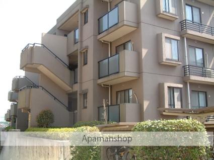 神奈川県相模原市中央区、淵野辺駅徒歩15分の築22年 3階建の賃貸マンション
