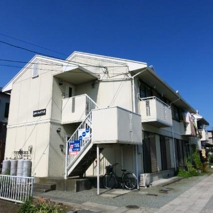 神奈川県相模原市中央区、古淵駅徒歩25分の築27年 2階建の賃貸アパート