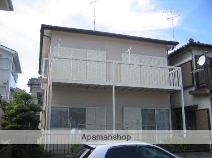 神奈川県相模原市中央区、古淵駅徒歩24分の築26年 2階建の賃貸アパート