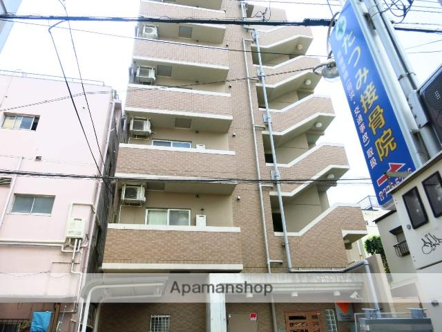 神奈川県相模原市中央区、淵野辺駅徒歩1分の築15年 6階建の賃貸マンション