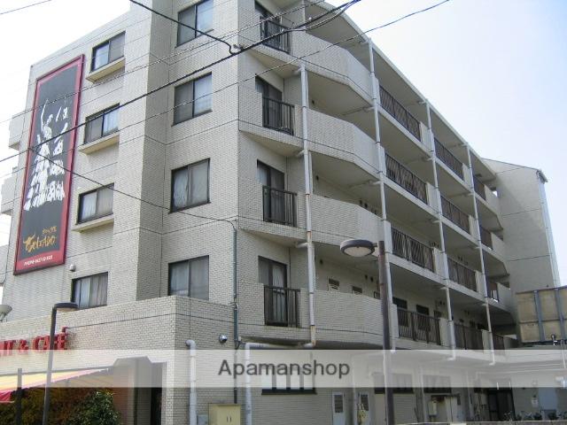 神奈川県相模原市中央区、淵野辺駅徒歩14分の築26年 5階建の賃貸マンション