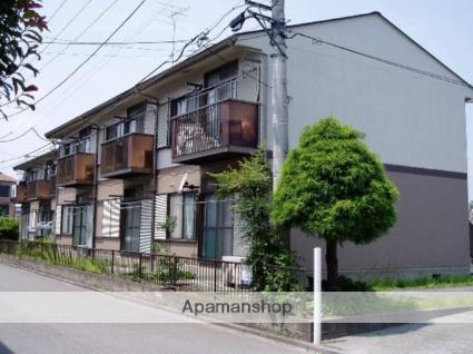 神奈川県相模原市中央区、淵野辺駅徒歩16分の築32年 2階建の賃貸アパート
