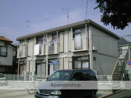 神奈川県相模原市中央区、古淵駅徒歩30分の築24年 2階建の賃貸アパート