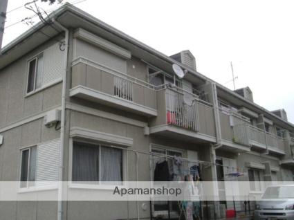 神奈川県相模原市中央区、古淵駅徒歩28分の築24年 2階建の賃貸アパート