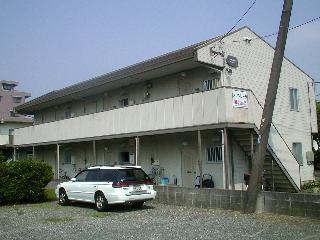 神奈川県相模原市中央区、矢部駅徒歩6分の築27年 2階建の賃貸アパート