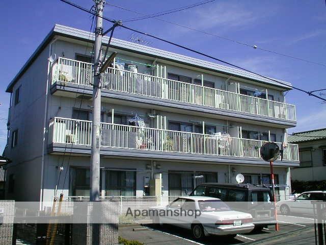 神奈川県相模原市中央区、古淵駅徒歩45分の築27年 3階建の賃貸マンション