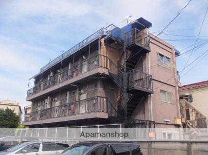 神奈川県相模原市中央区、矢部駅徒歩10分の築24年 3階建の賃貸マンション