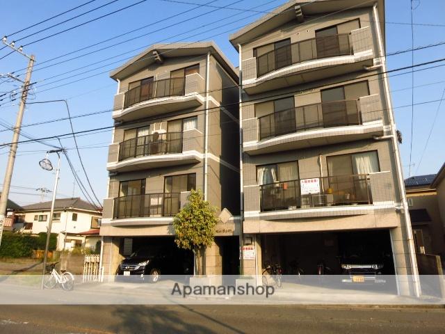 神奈川県相模原市中央区、淵野辺駅徒歩5分の築25年 4階建の賃貸マンション