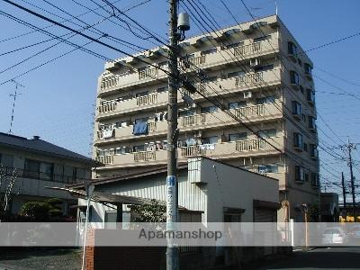 神奈川県相模原市中央区、古淵駅徒歩25分の築24年 6階建の賃貸マンション