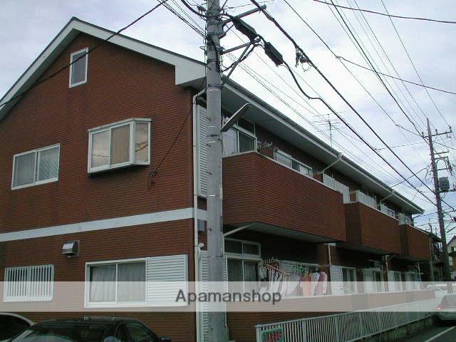 神奈川県相模原市中央区、上溝駅徒歩11分の築26年 2階建の賃貸アパート