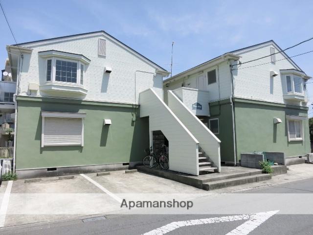 神奈川県相模原市中央区、矢部駅徒歩12分の築24年 2階建の賃貸アパート