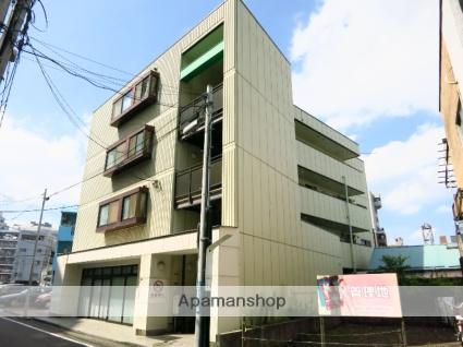 神奈川県相模原市中央区、淵野辺駅徒歩2分の築27年 4階建の賃貸マンション
