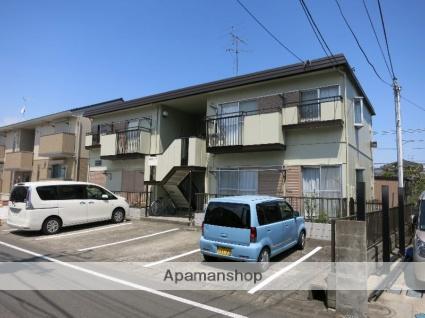 神奈川県相模原市中央区、古淵駅徒歩24分の築31年 2階建の賃貸アパート