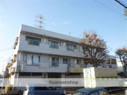 神奈川県相模原市中央区、古淵駅徒歩29分の築29年 3階建の賃貸マンション
