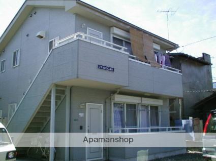 神奈川県相模原市中央区、淵野辺駅徒歩22分の築18年 2階建の賃貸アパート