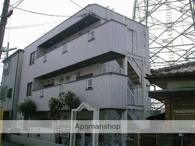 神奈川県相模原市中央区、古淵駅徒歩27分の築29年 3階建の賃貸マンション