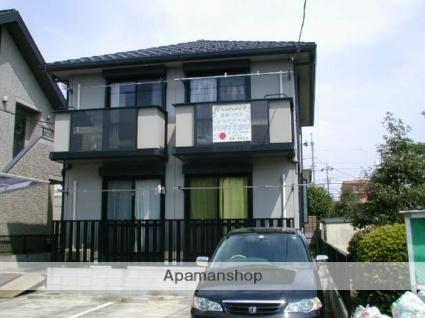 神奈川県相模原市中央区、淵野辺駅徒歩25分の築20年 2階建の賃貸アパート