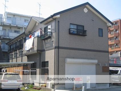 神奈川県相模原市中央区、淵野辺駅徒歩3分の築14年 2階建の賃貸アパート