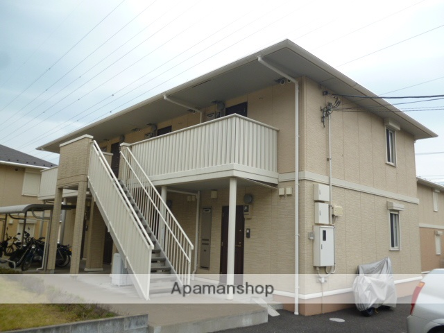 東京都町田市、相模原駅徒歩33分の築9年 2階建の賃貸アパート