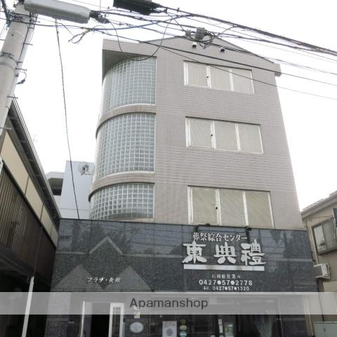 神奈川県相模原市中央区、淵野辺駅徒歩11分の築20年 4階建の賃貸マンション