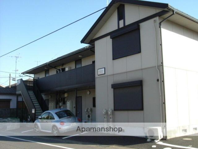 神奈川県相模原市中央区、淵野辺駅徒歩19分の築18年 2階建の賃貸アパート