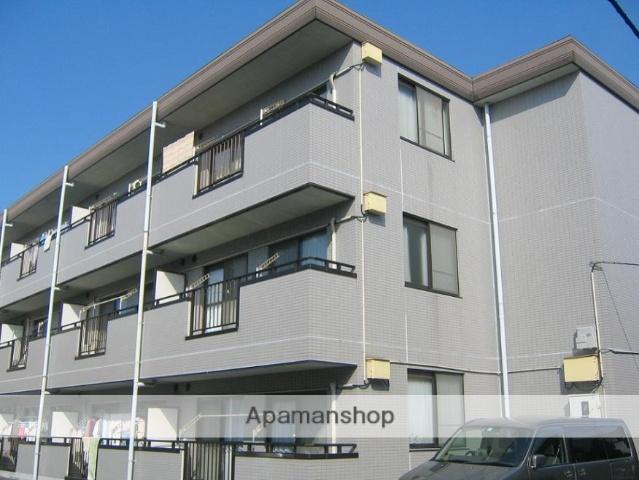 神奈川県相模原市中央区、淵野辺駅徒歩24分の築23年 3階建の賃貸マンション