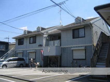 神奈川県相模原市中央区、淵野辺駅徒歩16分の築23年 2階建の賃貸アパート