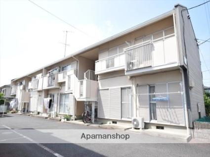 神奈川県相模原市中央区、番田駅徒歩28分の築28年 2階建の賃貸アパート