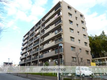 神奈川県相模原市中央区、番田駅徒歩26分の築18年 7階建の賃貸マンション