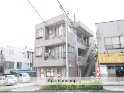 東京都町田市、古淵駅徒歩17分の築16年 3階建の賃貸マンション