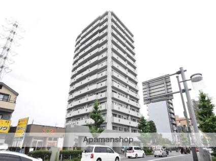 神奈川県相模原市中央区、相模原駅徒歩5分の築12年 14階建の賃貸マンション