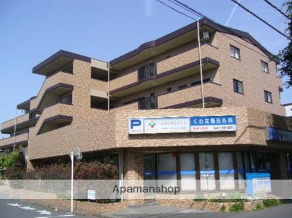 東京都町田市、町田駅バスセンターバス14分忠生3丁目下車後徒歩1分の築22年 4階建の賃貸マンション