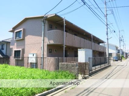 神奈川県相模原市中央区、番田駅徒歩27分の築12年 2階建の賃貸マンション