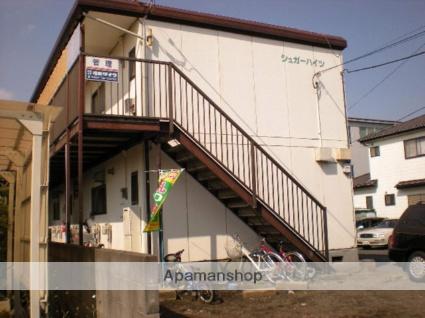 神奈川県相模原市中央区、相模原駅徒歩15分の築28年 2階建の賃貸アパート
