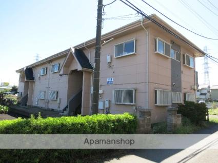 神奈川県相模原市南区、町田駅徒歩44分の築27年 2階建の賃貸アパート