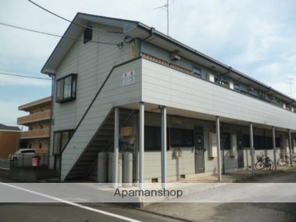 神奈川県相模原市中央区、相模原駅徒歩15分の築21年 2階建の賃貸アパート