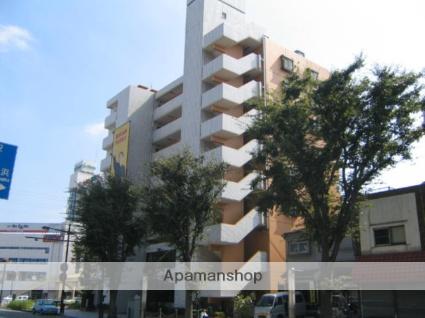 神奈川県相模原市中央区、矢部駅徒歩22分の築31年 8階建の賃貸マンション