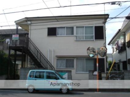 神奈川県相模原市中央区、淵野辺駅神奈川中央交通バス18分光が丘3丁目下車後徒歩4分の築35年 2階建の賃貸アパート