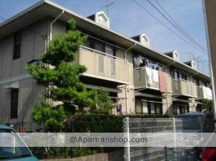 神奈川県相模原市中央区、淵野辺駅バス15分星が丘下車後徒歩6分の築25年 2階建の賃貸アパート