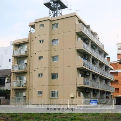 神奈川県相模原市中央区、相模原駅徒歩12分の築32年 5階建の賃貸マンション