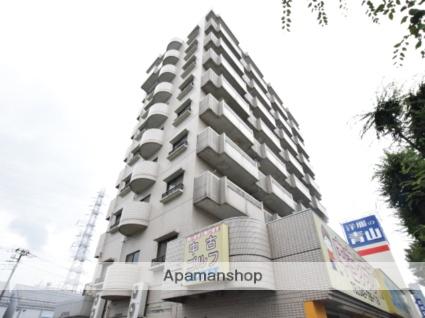 神奈川県相模原市中央区、淵野辺駅徒歩29分の築26年 9階建の賃貸マンション
