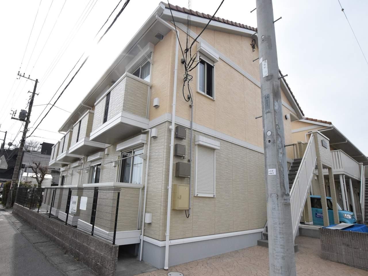 神奈川県相模原市中央区、相模原駅徒歩10分の築10年 2階建の賃貸アパート