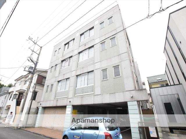 神奈川県相模原市中央区、相模原駅徒歩10分の築28年 4階建の賃貸マンション