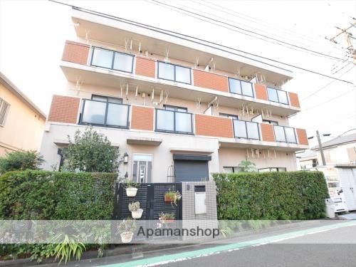 神奈川県相模原市中央区、相模原駅徒歩37分の築20年 3階建の賃貸マンション