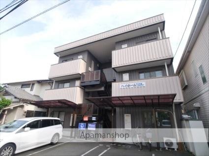 神奈川県相模原市中央区、矢部駅徒歩23分の築20年 4階建の賃貸マンション