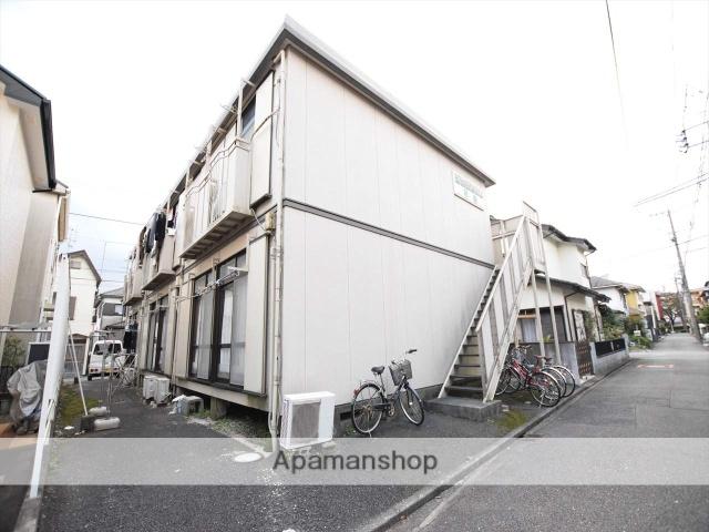 神奈川県相模原市中央区、相模原駅徒歩15分の築27年 2階建の賃貸アパート