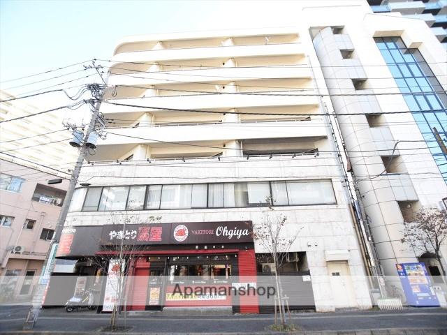 神奈川県相模原市中央区、矢部駅徒歩19分の築29年 8階建の賃貸マンション